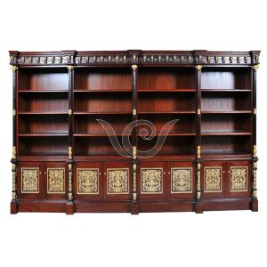 Siberia Library Cabinet