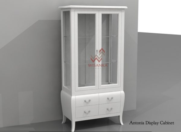 Antonia Classic Display Cabinet
