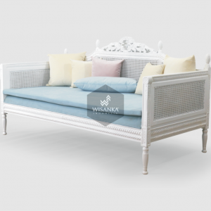 MARIE Wooden Sofa