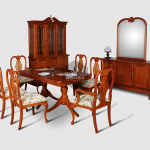 Classic Charlotte Dining Set