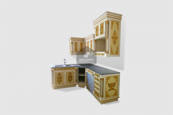 NIRVANA KITCHEN SET FURNITURE JEPARA