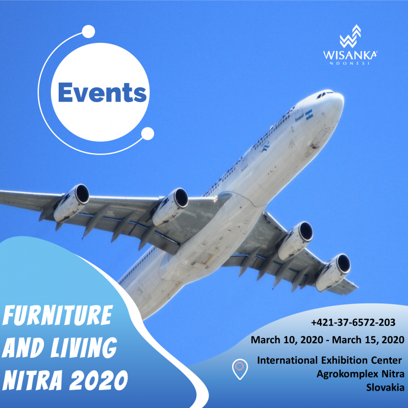 Furniture and Living Nitra 2020